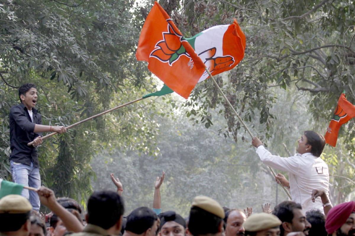 Congress Wants to Convert Peaceful Farmers' Protest into Bloodshed: BJP