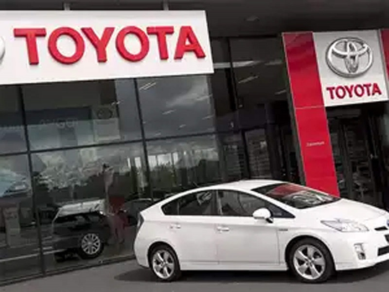 Toyota beats Volkswagen to become world's top-selling carmaker in 2020