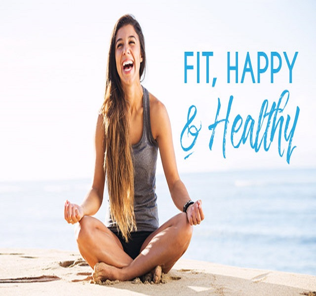 Here's Some Ways to Stay Fit and Healthy