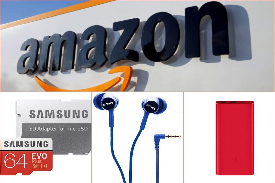 Amazon Sale is live : some gadgets that you can buy under Rs.999