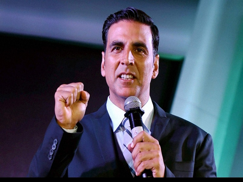 Maintaining yourself in film industry is a big challenge : Akshay Kumar