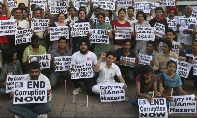 India's corruption rise dash it on 86th position among 180 countries: Reports