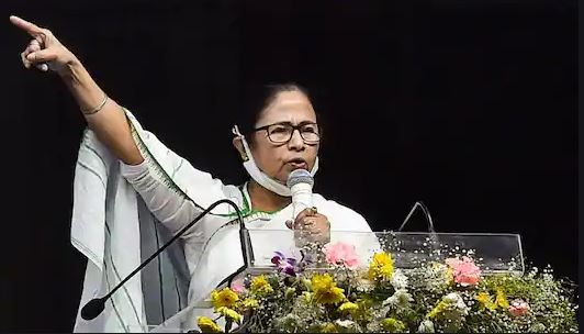 Mamata Banerjee to contest Bengal election from Nandigram constituency