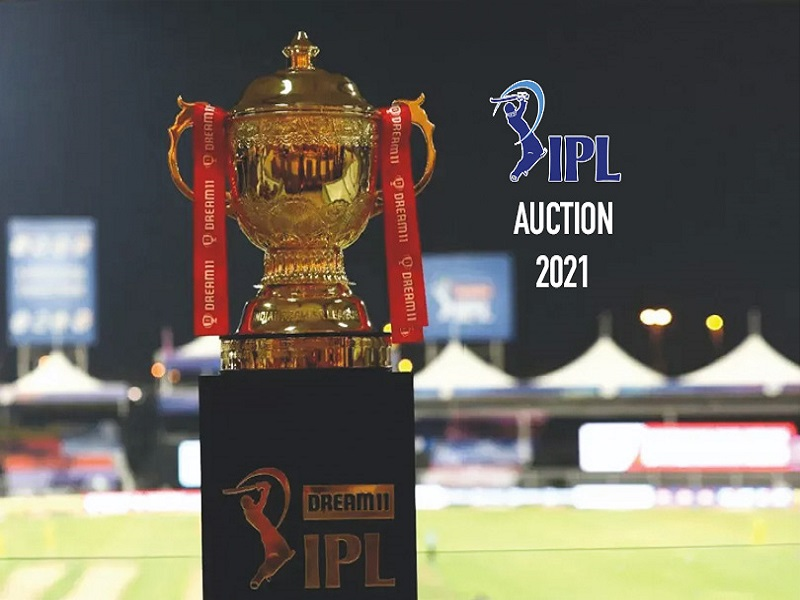 IPL 2021 auction to take place on February 18 in Chennai