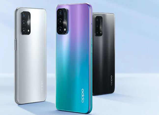 Oppo A93 5G with triple rear cameras, 5,000mAh battery launched; Know Price, Specs