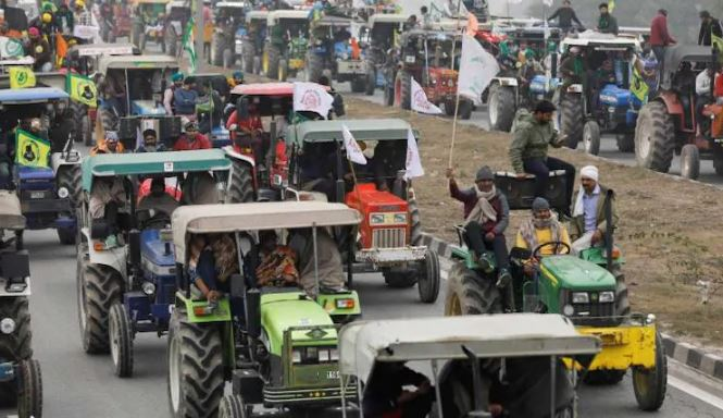 Farmers' big R-Day rally gets a 'No'; SC panel starts consultation