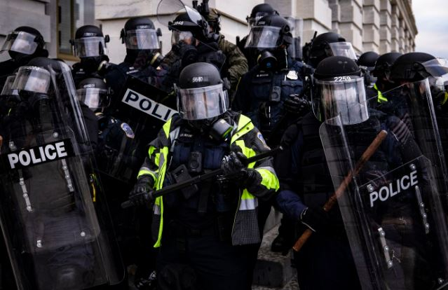Another police officer commits suicide following US Capitol riot