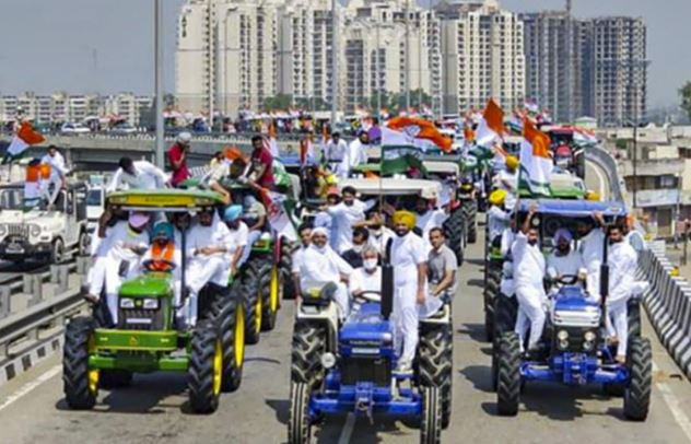 Farmers' tractor rally: Delhi Police maps route for Republic Day march
