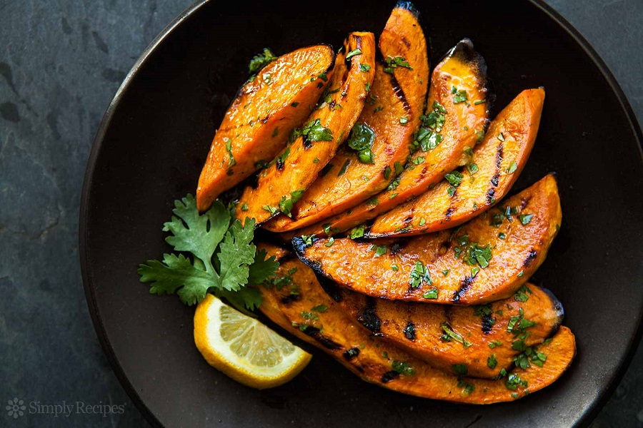 5 Health Benefits of sweet Potatoes