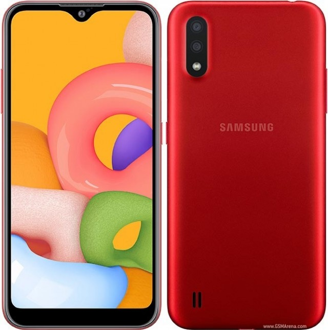 Samsung Galaxy A02 launched with 5000mAh battery , 6.5 inch display