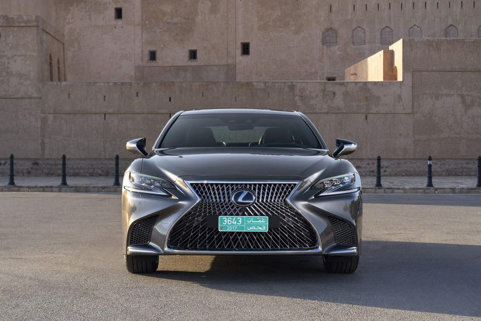 Lexus LS 500h Nishijin launched in India at Rs.2.22 crore