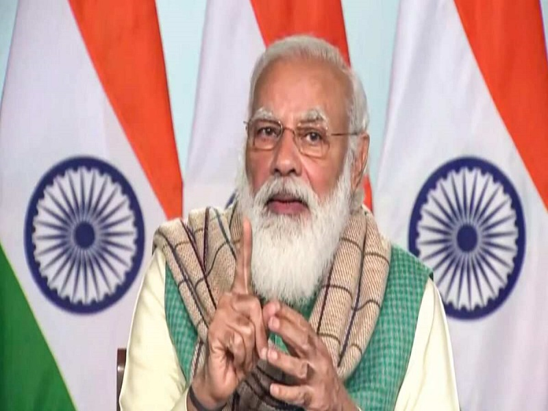 PM Modi at WEF's Davos Dialogue: More Made-in-India Covid-19 vaccines will be available soon