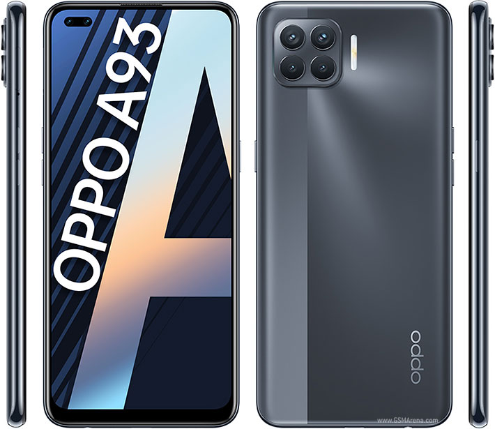 Oppo A93 5G ,Triple Rear Cameras Launched : Price , Specification