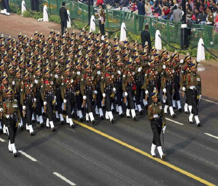What's different in this year's Republic Day Parade from previous year?