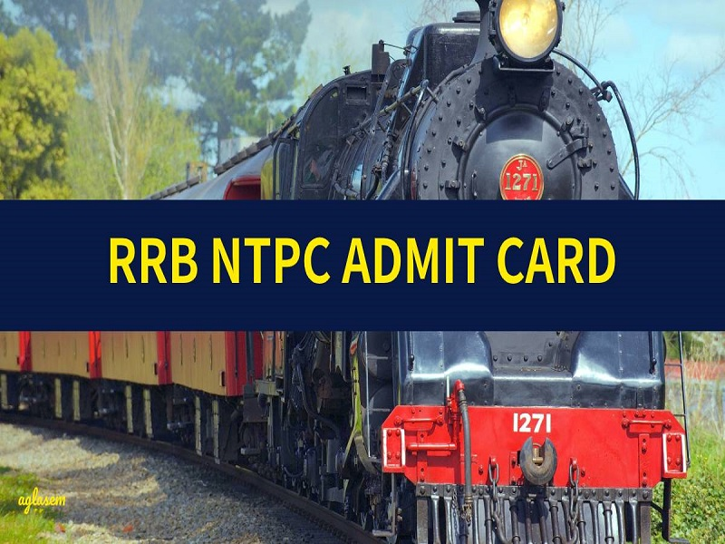 RRB NTPC Admit Card Out for 3rd Phase