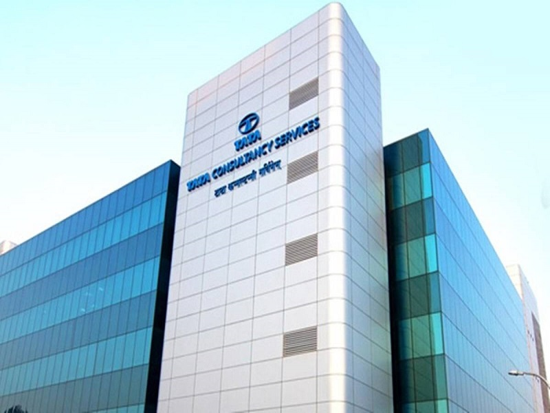 TCS briefly becomes the World's largest IT Company