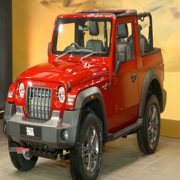 Mahindra recalls 1,577 Thar SUVs over possible camshaft issue