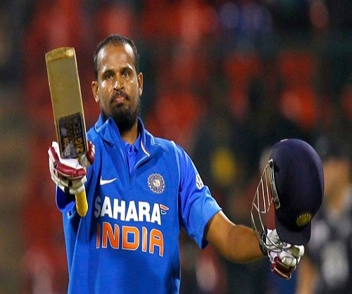 Yusuf Pathan Retires From All Forms of Cricket Aged 38