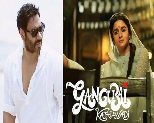 Ajay Devgn to begin shooting for Alia's 'Gangubai Kathiawadi' from today