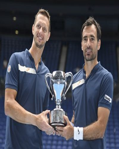 Ivan Dodig and Filip Polasek win their 1st Grand Slam doubles title in Aus Open