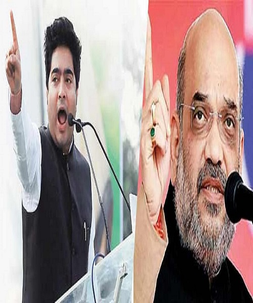 Amit Shah summoned by Bengal court in defamation case filed by TMC's Abhishek Banerjee