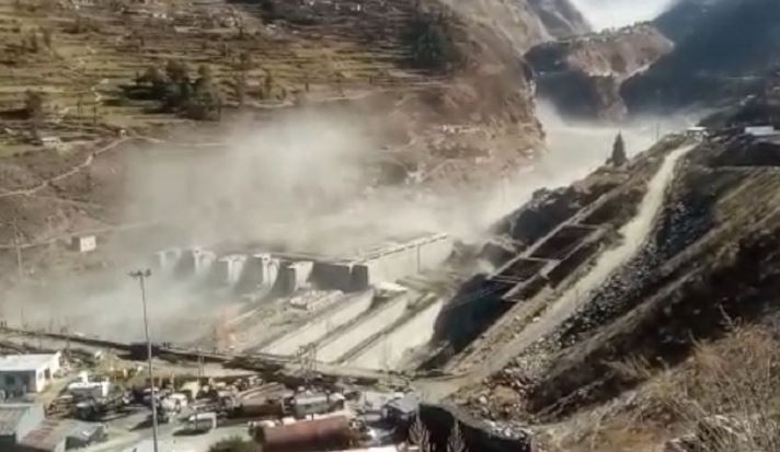 Chamoli disaster wasn't the result of climate change but human-activities