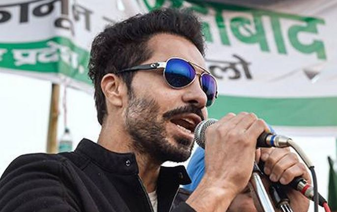 Red Fort violence case accused, Punjabi actor Deep Sidhu arrested