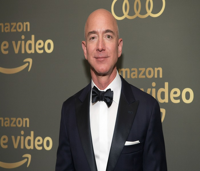 World's 2nd Richest Person Jeff Bezos to Regine as Amazon CEO after 27 years