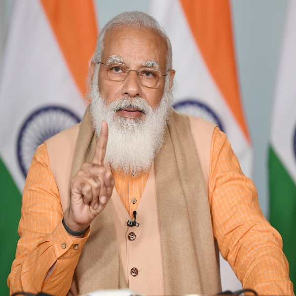 PM Modi calls for a 'Tika Utsav' to inoculate all eligible people from April 11 to 14