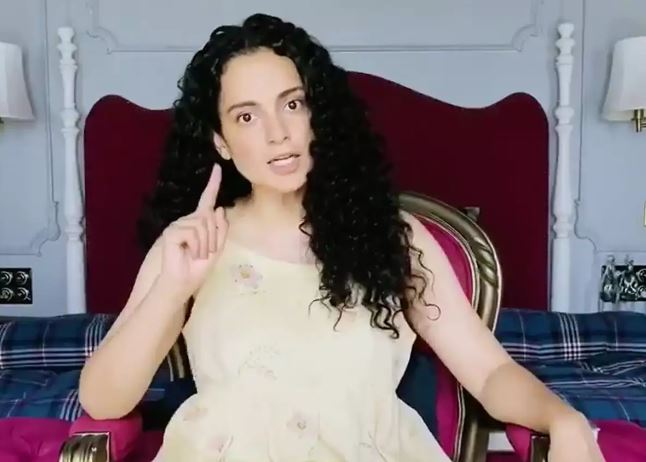 Kangana Ranaut's blabbering once again DELETED, Twitter says Rules Violated