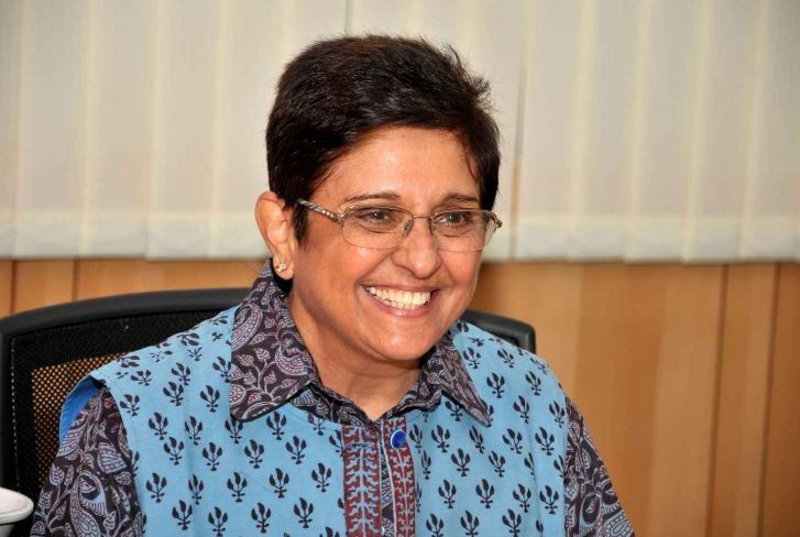 Kiran Bedi talks about her 'sacred duty' after being removed as Puducherry LG