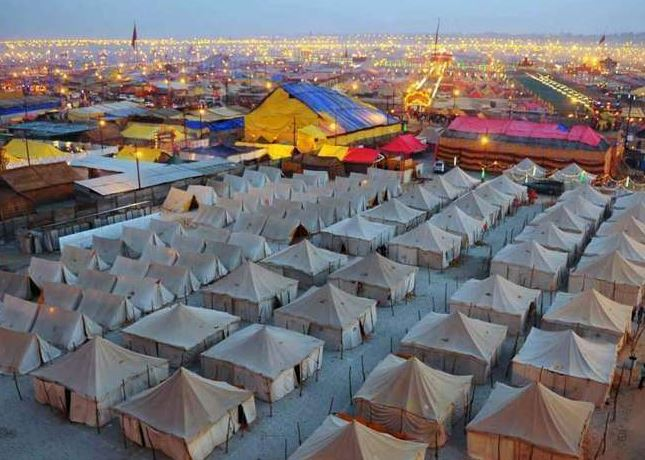 UP Magh Mela under Corona threat as 11 more devotees tested positive