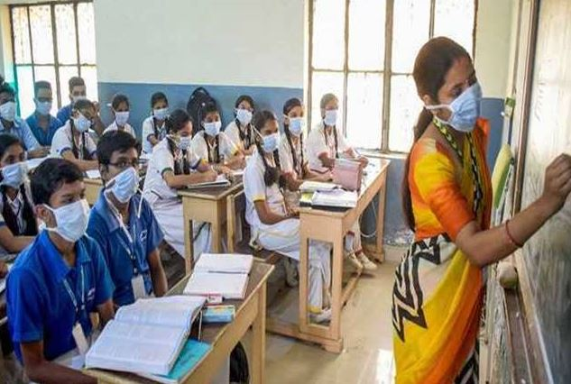Maha'tra: After 225 students tested Covid positive school declared Containment Zone
