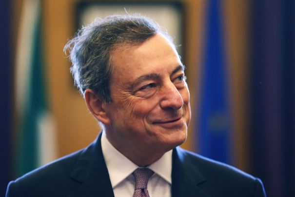 """Mario Draghi aka """"Super Mario"""" sworn in as Italy's new Prime Minister"""