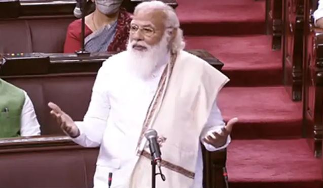 PM Modi in LS signifies 'change is necessary for society'; Here are HIGHLIGHTS!