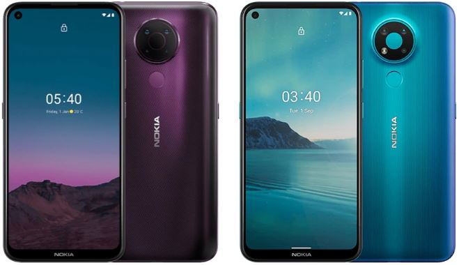 All new Nokia 5.4, Nokia 3.4 launched in India! Know Price, Specs