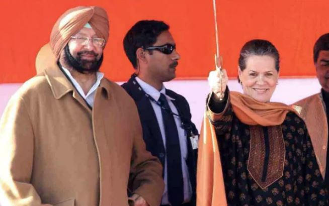Cong sweeps Punjab urban body polls, BJP faces fire amid farmers' protest