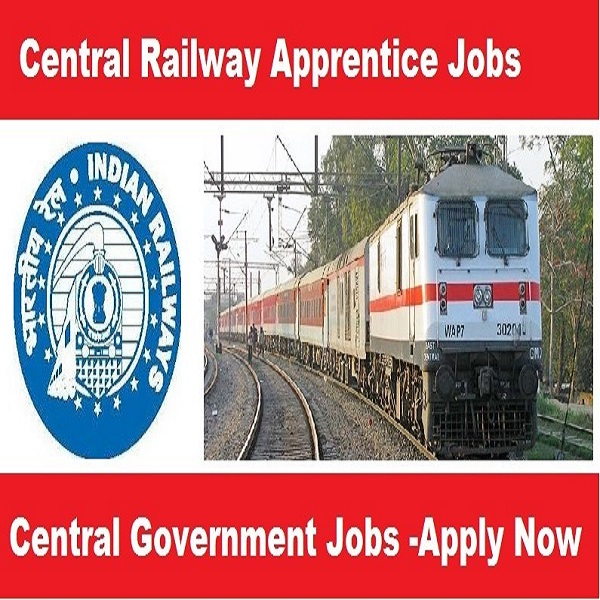 Central Railway Apprentice Recruitment 2021: Notification Out 2532 Apprentice Posts