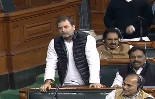 Parliament Budget Debate: RaGa to be Cong. first speaker in today's LS session