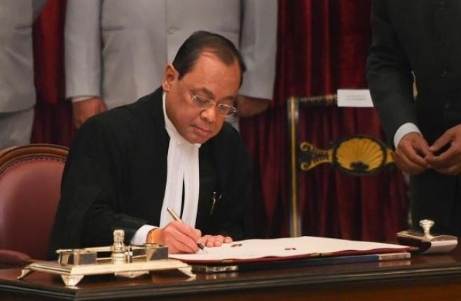 "Conspiracy to charge CJI Gogoi with sexual harassment ""can't be ruled out"": SC"