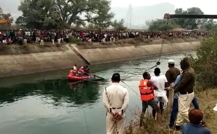 Sidhi bus accident: Absconding driver arrested from Satna; total deaths 49