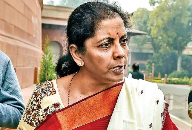 "Sitharaman hits out at RaGa, says he is becoming a ""doomsday man"" for India"