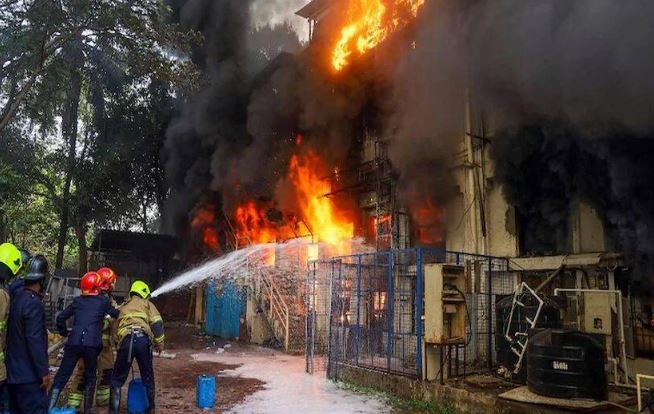 Tamil Nadu: Explosion at fire-cracker factory charred 11, 36 severely injured