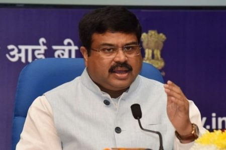 Cooking gas, diesel, petrol prices may fall by March or April, Says Dharmendra Pradhan