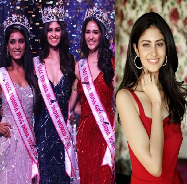 Telangana's 23-year-old Manasa Varanasi crowned Miss India 2020