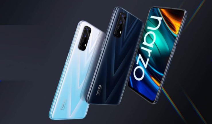 Realme Narzo 30 series to launch in India on February 24, Know Specs, Price!