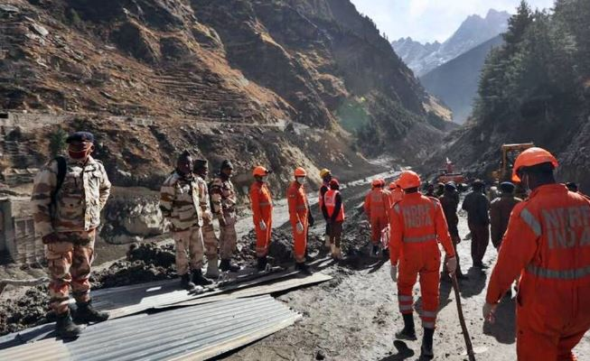 Uttarakhand disaster: Death toll rises to 31; Rescue operations on war-footing