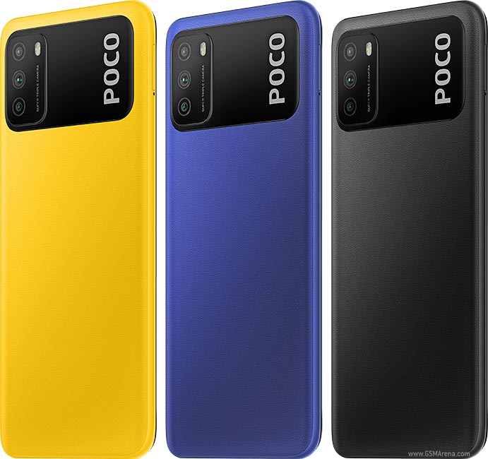 Poco M3 With 6000mAh Battery , 6GB RAM to Launch in India on February 2