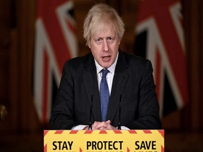British PM Johnson's strong message: 'I will be taking Oxford COVID-19 vaccine'
