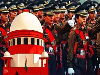Army's evaluation criteria arbitrary, says SC ordering permanent commission to women officers